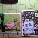 Birdie & Butterfly Cards